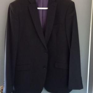 Sondergaard suit blazer in dark navy blue